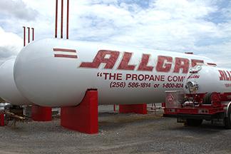 Allgas, Inc. - Arab