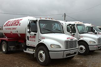 Allgas, Inc. of TN - Fayetteville