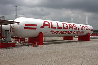 Allgas, Inc. of TN - McMinnville