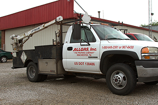 Allgas, Inc. of TN - Winchester